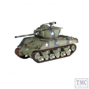 PKEA36261 Easy Model 1:72 Scale M4A3(76)W Sherman 714th Tank Battalion