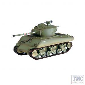 PKEA36262 Easy Model 1:72 Scale M4A3(76)W Sherman 4th Tank Bat.