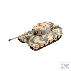 PKEA36294 Easy Model 1:72 Scale Tiger II (H) s.SS.Pz. Abt.501 Tank 224