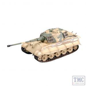 PKEA36296 Easy Model 1:72 Scale Tiger II (H) s.SS.Pz. Abt. 503 Tank 100