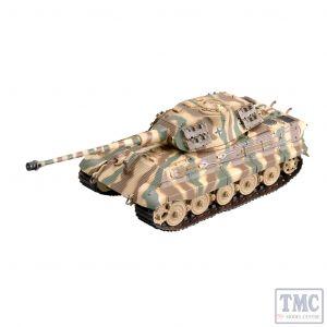 PKEA36298 Easy Model 1:72 Scale Tiger II (P) s.Pz. Abt. 503 Tank 323