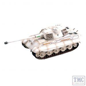 PKEA36299 Easy Model 1:72 Scale Tiger II (P) s.Pz. Abt. 503 Tank 314