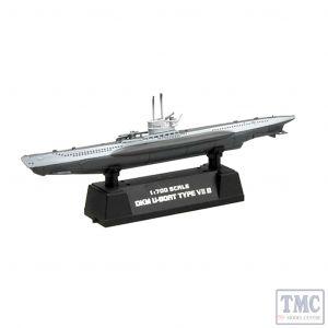 PKEA37313 Easy Model 1:700 Scale Type U-7B
