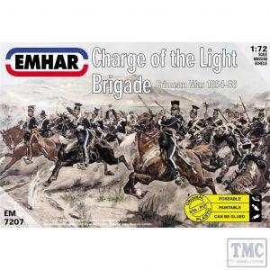 PKEM7207 Emhar 1:72 Scale Charge of the Light Brigade Crimean War 1854-56