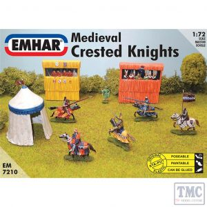 PKEM7210 Emhar 1:72 Scale Crested Knights