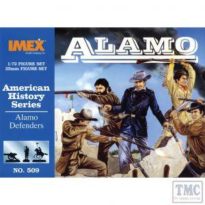 PKIM509 Imex 1:72 Scale Alamo Defenders