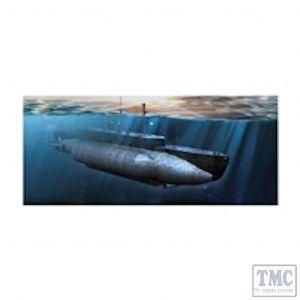 PKLK63504 I Love Kits 1:35 Scale British X-Craft Submarine (kit)