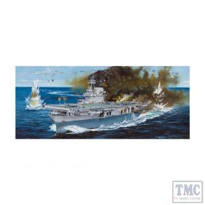 PKLK65301 I Love Kits 1:350 Scale USS Yorktown CV-5 (kit)