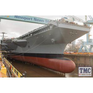PKLK65306 I Love Kits 1:350 Scale USS John F Kennedy CV-67 (kit)