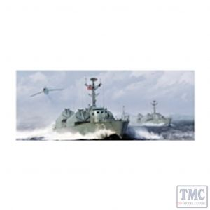 PKLK67203 I Love Kits 1:72 Scale Type 21 PLA Navy Missile Boat (kit)