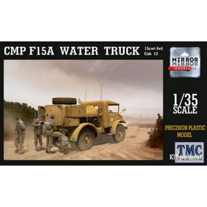 PKMR35167 Mirror Models 1:35 Scale CMP F15A Ford Water Truck, 4x4, Cab 13