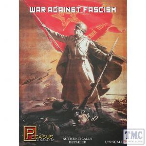 PKPG7267 Pegasus 1:72 Scale War Against Fascism