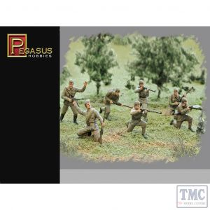 PKPG7268 Pegasus 1:72 Scale Russian Infantry Summer