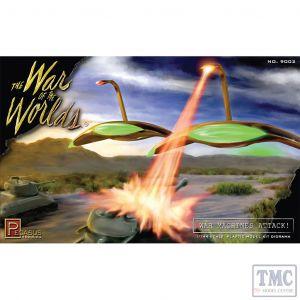 PKPG9002 Pegasus 1:144 Scale War of the Worlds Diorama (kit)