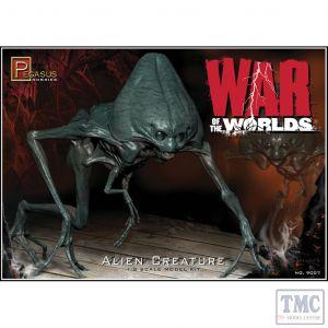PKPG9007 Pegasus 1:8 Scale War of the Worlds Alien Figure (kit)