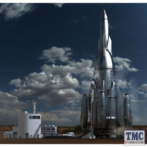 PKPG9103 Pegasus 1:350 Scale Mercury 9