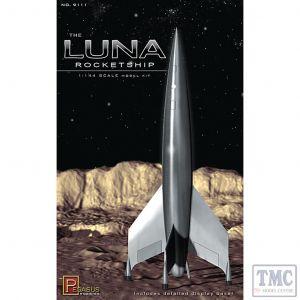 PKPG9111 Pegasus 1:144 Scale The Luna Rocketship