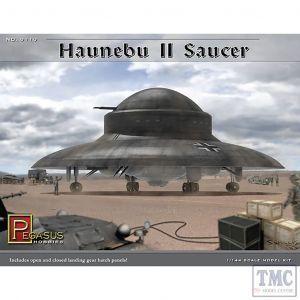 PKPG9119 Pegasus 1:144 Scale Haunebu II Saucer