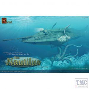 PKPG9120 Pegasus 1:144 Scale The Nautilus