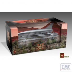 PKPG9911 Pegasus 1:350 Scale When Worlds Collide The Space Ark Pre-Built