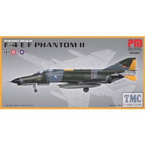 PKPM227 PM 1:96 Scale F-4 E/F Phantom II