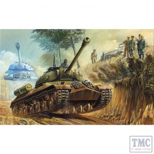 PKROD701 Roden 1:72 Scale IS-3 Stalin Tank