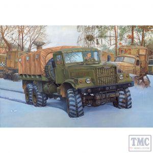 PKROD805 Roden 1:35 Scale KrAZ-255B Soviet Heavy Truck