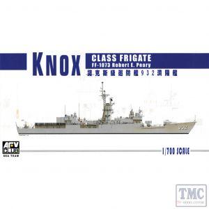 PKSE7002 AFV Club 1:700 Scale Knox Class Frigate