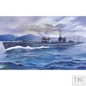 PKSE73506 AFV Club 1:350 Scale I-19 Japanese Navy Submarine