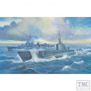 PKSE73510 AFV Club 1:350 Scale USS Gato Class Submarine 1942