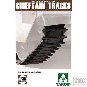 PKTAK02059 Takom 1:35 Scale Chieftain Tracks