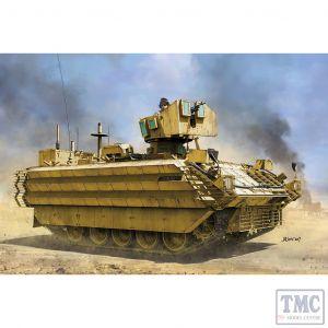 PKTAK02067 Takom 1:35 Scale British APC FV432 Mk 3 Bulldog 2 in 1