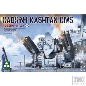 PKTAK02128 Takom 1:35 Scale Russian Navy CADS-N-1 Kashtan CIWS