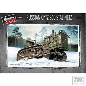 PKTHU35400 Thunder 1:35 Scale Russian ChTZ S60 Stalinetz