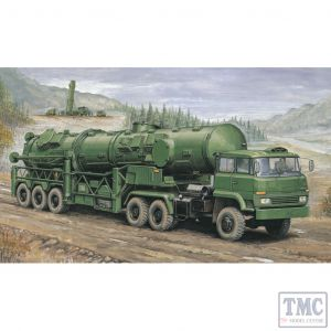 PKTM00202 Trumpeter 1:35 Scale DF-21 Ballistic Missile Launcher
