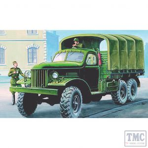 PKTM01001 Trumpeter 1:35 Scale Zil-157 Soviet Army Truck
