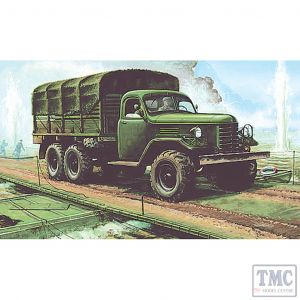 PKTM01002 Trumpeter 1:35 Scale Jiefang CA-30 Chinese Army Truck