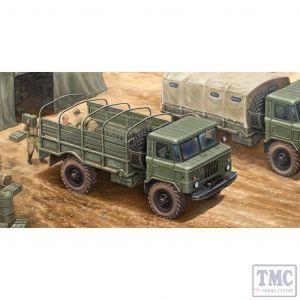 PKTM01016 Trumpeter 1:35 Scale GAZ-66 4x4 Light Truck I