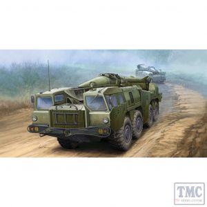 PKTM01019 Trumpeter 1:35 Scale SS-1D Scud-B Soviet Ballistic Missile & MAZ-543