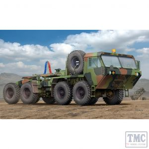 PKTM01021 Trumpeter 1:35 Scale US Army HEMTT M983A2 Tractor for Patriot SAM System