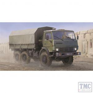 PKTM01034 Trumpeter 1:35 Scale Russian KAMAZ 4310 Truck