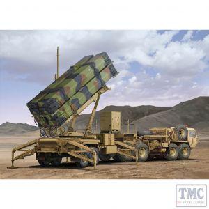 PKTM01037 Trumpeter 1:35 Scale M983 HEMTT & M901 Launching Station for MIM-104F Patriot SAM