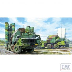 """PKTM01038 Trumpeter 1:35 Scale Russian S-300PMU Missile System """"SA-10 Grumble"""""""