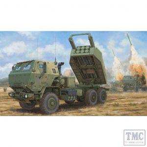PKTM01041 Trumpeter 1:35 Scale M142 High Mobility Artillery Rocket System (HIMARS)