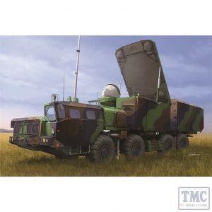 PKTM01043 Trumpeter 1:35 Scale Russian 30N6E Flap Lid Radar System