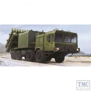 PKTM01052 Trumpeter 1:35 Scale Russian 3S60 Launcher of 3K60 BAL/BAL-Elex Coastal Missile Complex