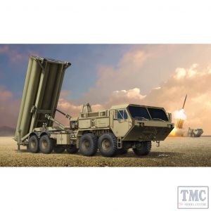 PKTM01054 Trumpeter 1:35 Scale Terminal High Altitude Area Defence (THAAD)