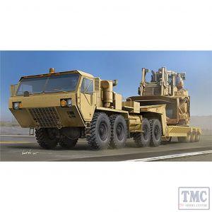 PKTM01055 Trumpeter 1:35 Scale M983A2 HEMTT Tracto w/ M870A1 Semi-trailer