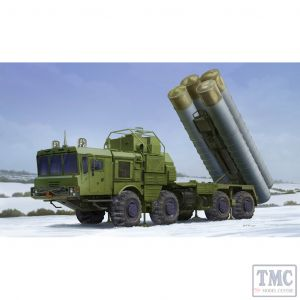 PKTM01057 Trumpeter 1:35 Scale 40N6 of 51P6A TEL S-400