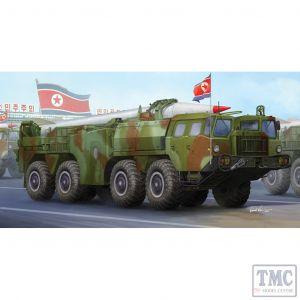 PKTM01058 Trumpeter 1:35 Scale DPRK Hwasong-5 Short-range Tactical Ballistic Missile